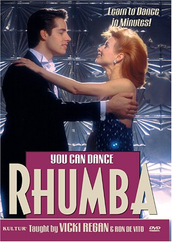 Latin Dances Dvd - You Can Dance: Rhumba