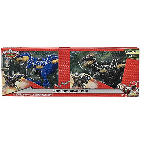POWER RANGERS DELUX ZORD MEGA 2 PACK (Zord Power Ranger compare prices)