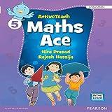 Activeteach: Math Ace by Pearson for CBSE Class 5