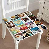 Best Garden-Outdoor Coffee Beans - Chair Pads Squared Seat of Different Photos Coffee Review