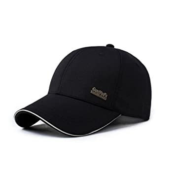 3657dbd60d2 AJ] Hat Men's Four Seasons Outdoor Baseball Cap Casual Sports Cap  Mountaineering Sun Hat (
