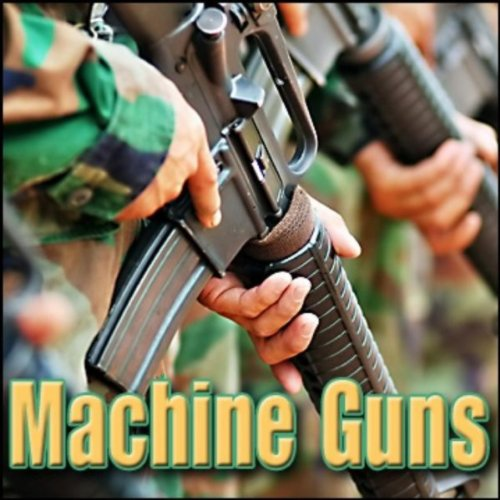 Gun, Machine Gun - Imi, Mini Uzi, 9mm Submachine Gun: Fire 10 Round Burst Machine Gun Firing ()