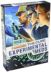 Pandemic The Cure Experimental Meds Super-Expansion Board Game