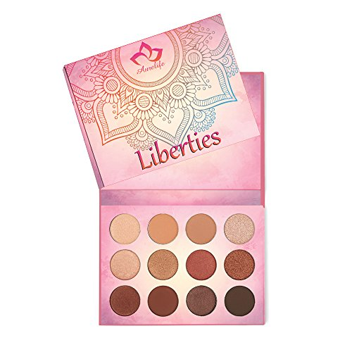 Love thos Shimmery pearl Liberties Eye shadow Palette