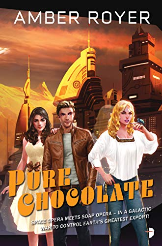 Pure Chocolate: The Chocoverse Book II (English Edition)