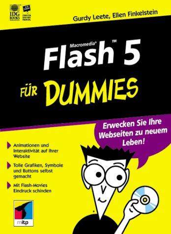 Macromedia Flash 5 für Dummies, m. CD-ROM