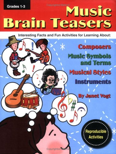 Music Brain Teasers: Interesting Facts and Fun Activities for ...