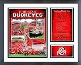 Ohio State Buckeyes Battle Cry Milestones & Memories Framed Photo