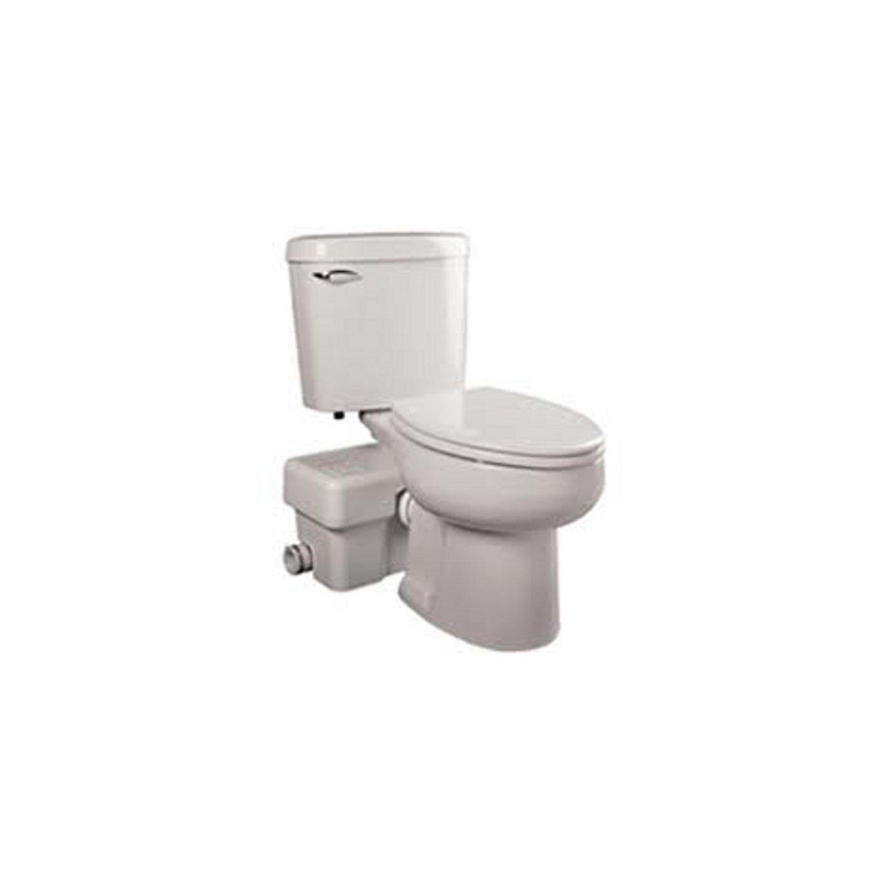 Liberty Pumps ASCENTII-ESW 1/2 HP, 115VESW Macerating Toilet ...