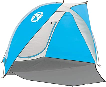 Large 5 Persons Outdoor Camping Instant Pop Up Tent Canopy  Beach Shelter MX