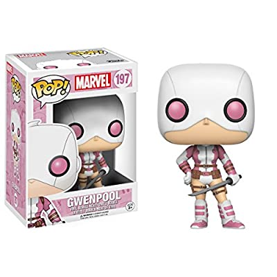 Pop Marvel GwenPool Vinyl Figure: Funko Pop! Marvel:: Toys & Games