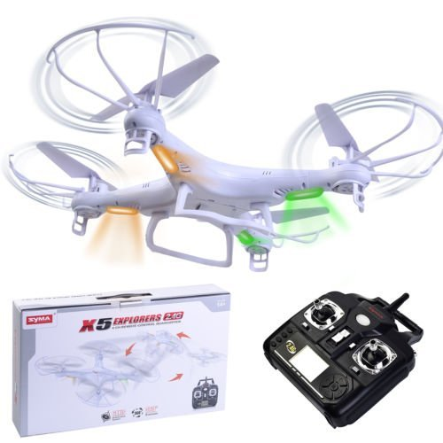 Syma-X5C-Explorers-24G-4CH-6-Axis-Gyro-RC-Quadcopter-with-HD-Camera-RTF-New