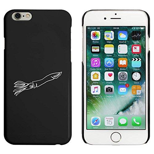 Schwarz 'Schwimmen Tintenfisch' Hülle für iPhone 6 u. 6s (MC00039401)