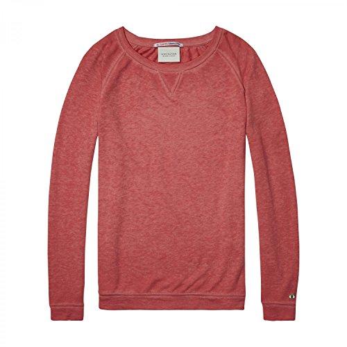 Femme Sweatshirt - de Scotch&Soda - Couleur Rouge