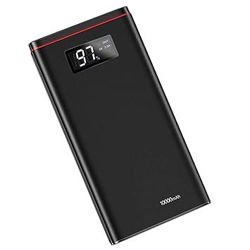 Banco de potencia, 10000mAh cargador de teléfono portátil ...