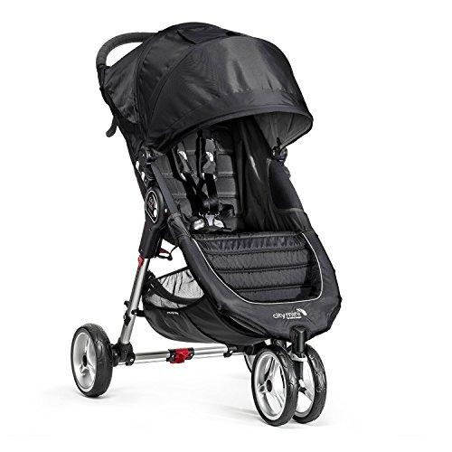Baby Jogger City Mini Single Stroller Black/Gray - 2