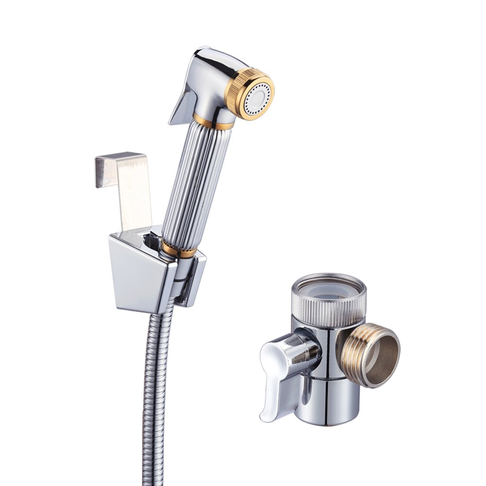 85 Off Kes Warm Water Handheld Bidet For Faucet With Brass Diverter