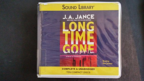 Long Time Gone (J. P. Beaumont Mysteries (Audio))