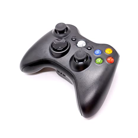 Amazon.com: HUELE Xbox 360 Wireless Controller- Black: Computers ...