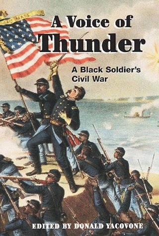 Books : A Voice of Thunder: A BLACK SOLDIER'S CIVIL WAR (Blacks in the New World)