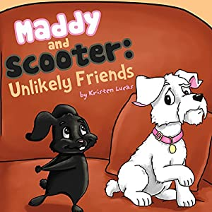 Maddy and Scooter: Unlikely Friends Audiobook