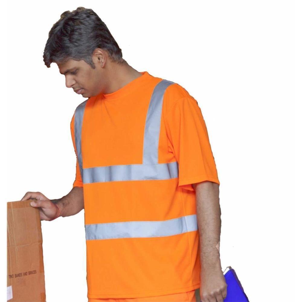 Pro-Tough CPHVTO, maglietta catarifrangente LGE, taglia L, arancio. Prossor CPHVTO - LGE