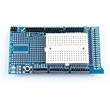 KNACRO Protoshield V3 Prototype Expansion mega shield Bread Board for Arduino Mega2560/1280 Nn