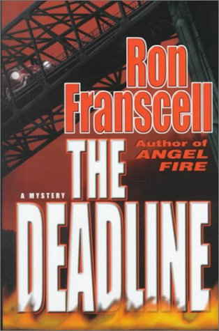 book cover of The Deadline