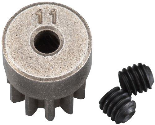 Axial AX30722 32P 11T Pinion Gear, Steel Motor Shaft, (11t Pinion Gear)