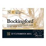 "Bockingford 300gsm Glued Pad 7"" x"
