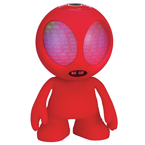 Superasonic Bluetooth Alien Portable Speaker