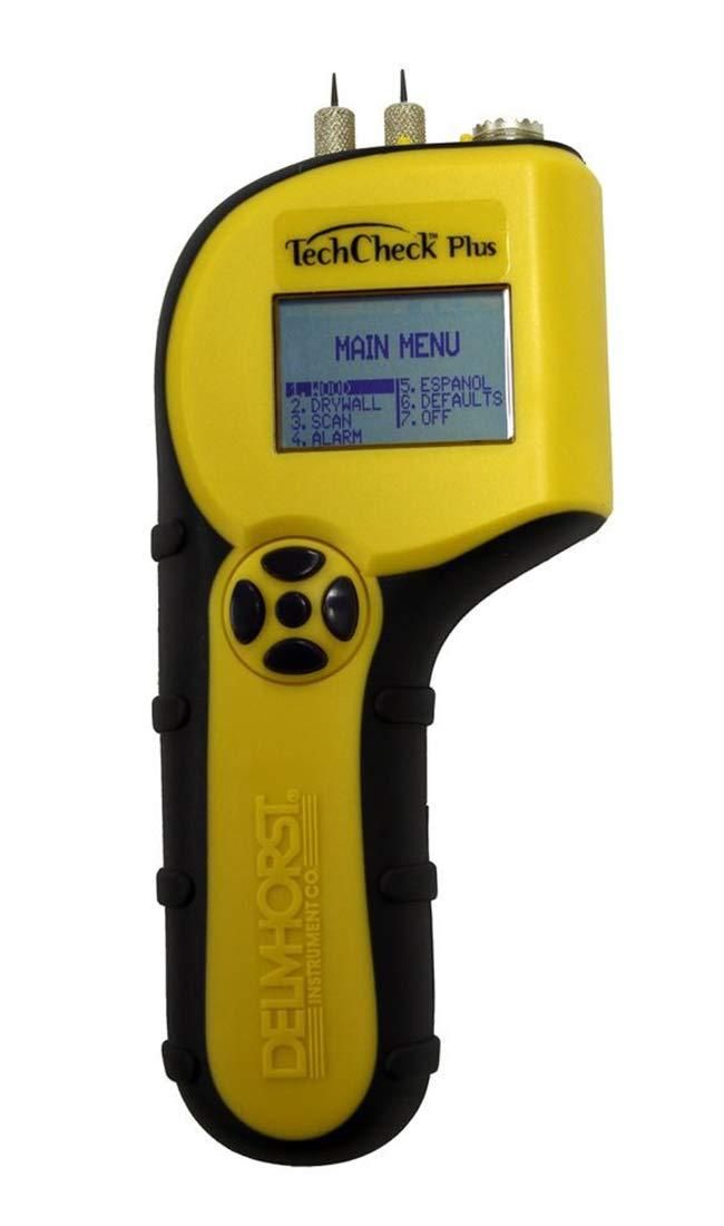Delmhorst TECHCHECK-PLUSW CS TechCheck Plus Moisture Meter with 324CAS-0098