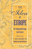 Idea of Europe, , 0943852544