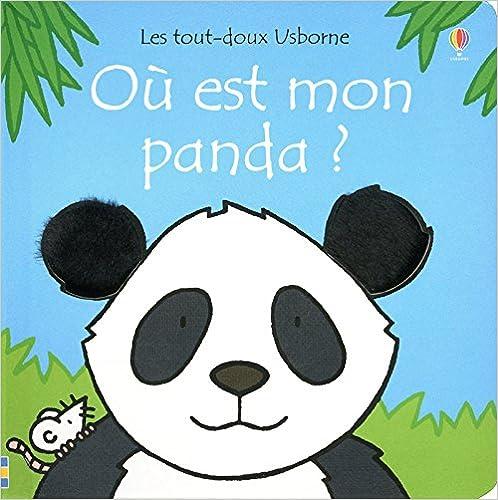 Lire en ligne Où est mon panda ? - Les tout-doux Usborne pdf