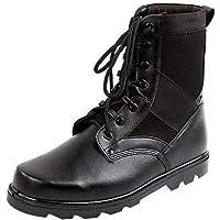 uirend Botas Servicio Militar Calzado Trabajo Zapatos Hombre