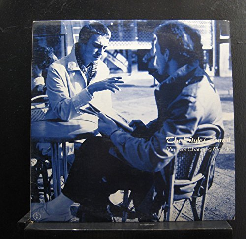 The Style Council - My Ever Changing Moods - Geffen Records - GHS 4029 NM/NM LP