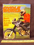 1988 88 May CYCLE WORLD Magazine (Features: Road Test on Honda NX650, BMW R100 RS, Honda GL1500, & Kawasaki KX125)