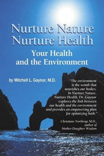 Nurture Nature, Nurture Health: Your Health and the Environment