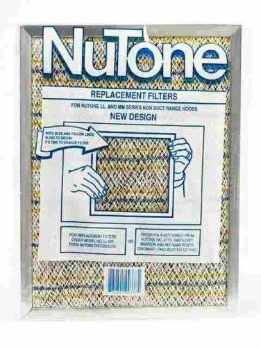 Broan NuTone Replacement Filter LL62F product image