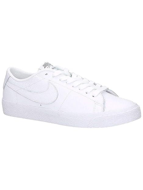 new product dc3fe 596f9 Nike SB Zoom Blazer Low NBA, Scarpe da Fitness Unisex-Adulto, Multicolore  White