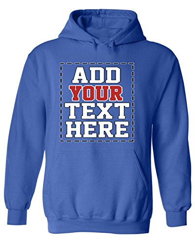 - Design Your OWN Hoodie - Cool Custom Graphic Sweaters Hoodies for Men & Women