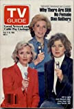 TV Guide August 6-12, 1983 Judy Woodruff, Lesley Stahl, and Anne Garrels Cover