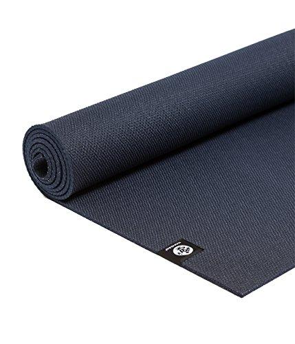 "Manduka X Yoga and Pilates Mat, Midnight, 5mm, 71"""