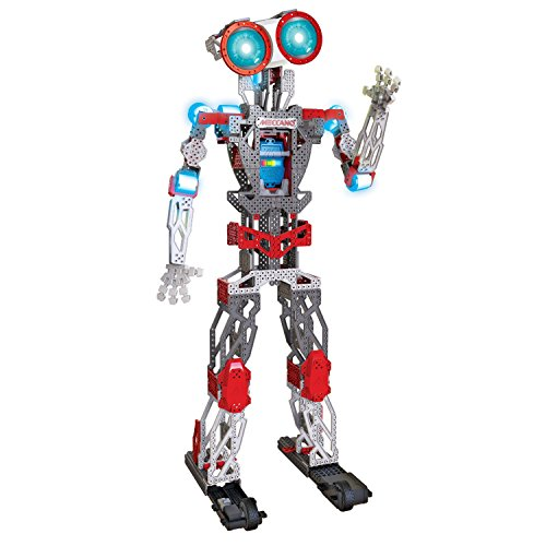 Erector by Meccano Meccanoid XL 2.0 Robot-Building Kit, STEM Education Toy for Ages 10 & Up (Amazon Exclusive) by...