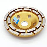 """Elome 7"""" 180mm Diamond Grinding Cup Wheel Disc"""