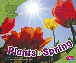 Plants in Spring book cover