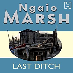 Last Ditch Audiobook