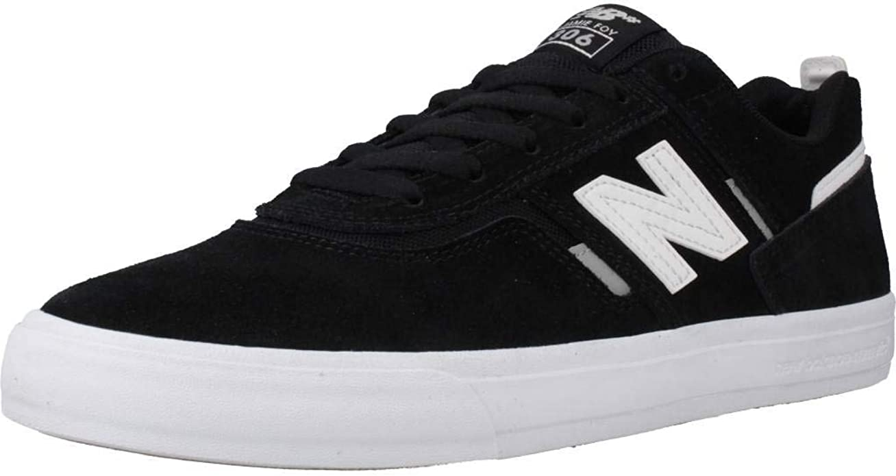 New Balance Numeric 306 Herren Sneakers Skateboardschuhe Schwarz/Weiß