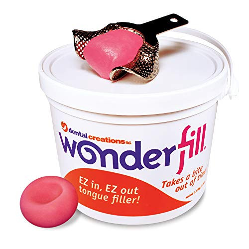 Wonderfill Tongue & Void Filler by Dental Creations, Ltd (Image #5)
