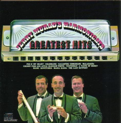 Jerry Murad's Harmonicats - Greatest Hits